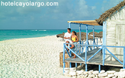 Hotel Sol Cayo Largo Beach Bar